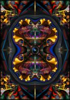 Fractal Canon by ivankorsario