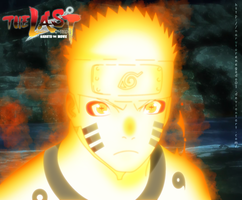 Naruto The Last: Bijuu Mode by NarutoRenegado01