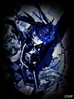 Black Rock Shooter Figure Animation Version by JayHedgePhotography