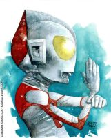 ultraman by rogercruz