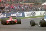 Nigel Mansell (Great Britain 1989) by F1-history