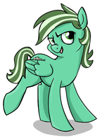 Spearmint Snap by sophiecabra