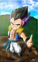 Gotenks by MarvelousMark