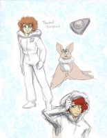 Snow Suit Practice by ArtisteFish