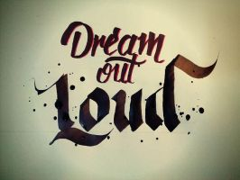 Dream out Loud by mariovogfx