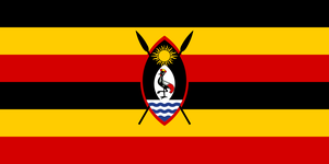 Alt Flag - Uganda by AlienSquid