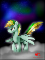 Northern Lights by unitoone