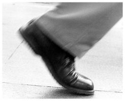 One Footstep by shmoo