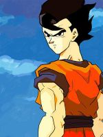 Mystic Gohan or something... by anneleen