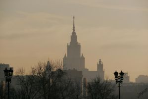 Moscow 4 by imargarita