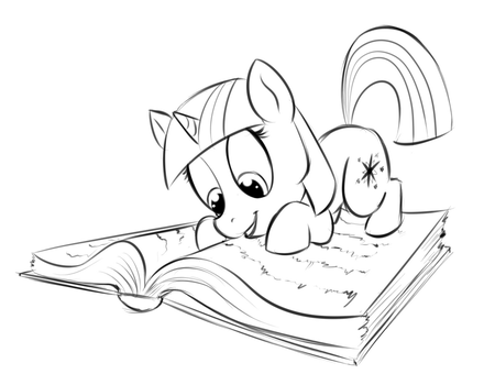 Bookworm by OkieDokieLowKey