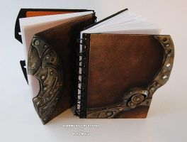 Notebooks Fantasy tech 20 by Diarment