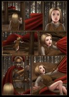 Red Riding Hood Page by Ferres