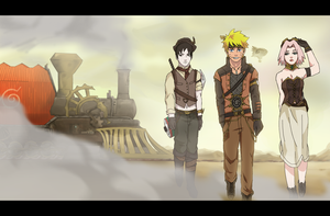 Quest for Sasuke by ForiegnBacon