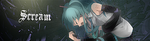 Miku Scream by kenharkey7