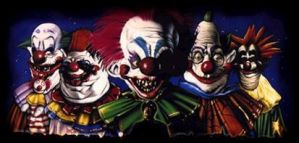 Killer Klowns from Outer Space by andresluis