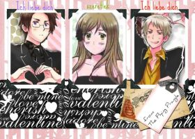 The Flying Prangle -Hetalia- Valentines by PIRIHETALIA12