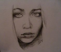 Fiona Apple by SillyKitten