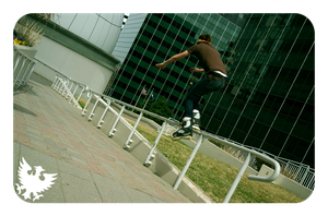 Backside Torque. by paperairplane