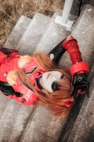 EVANGELION- Asuka3 by hydeaoi