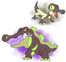Super Ultra Mega Fakemon Tournament Entry by MegaRezfan
