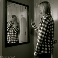 075. Mirror by Penguinsontoast