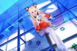 SeeU Vocaloid 3 by Spinelo
