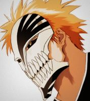 Masked Ichigo by Mockin`Man by MockingMan