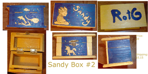 Sandy Box II Sale by Ask-RotG