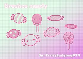 Brushes Candy by PrettyLadybug093