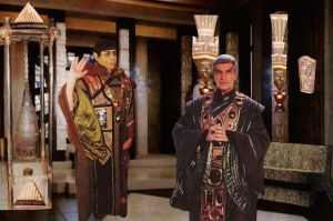 Ambassadors Soval and Sarek of Vulcan by Empress-XZarrethTKon
