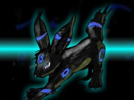 shiny muthafu--n' umbreon by dante224