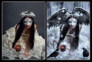 Before After The Offering by Sannalee01