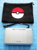DS Carrying Case - Pokeball 5 by PaperCadence