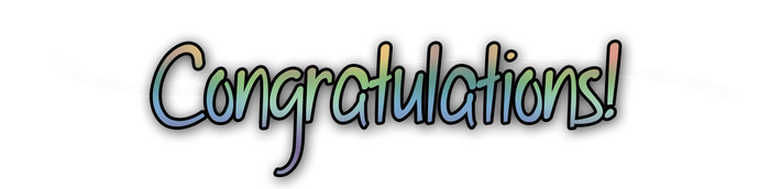 Congratulations Banner by graphicallygroup