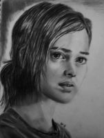 Ellie The Last of Us by Benecry1342