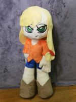 PSG Applejack Plush by Chanditoys