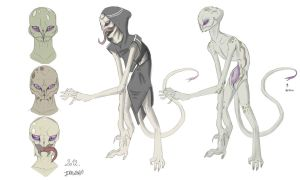 aliens by Irrwahn