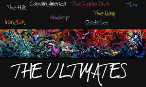 Ultimates Vol 2 Wallpaper by Ithiltari