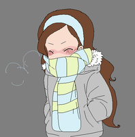 It's Getting Cold by Penguin-chanDesu