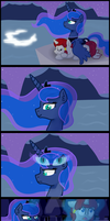 PC Corruption of the Night by SaturnStar14