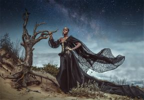 The Desert Empress by chervona