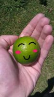 Lime Smile by Master3Foamy