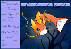 PKMNation Ref Sybella by LaDjanny