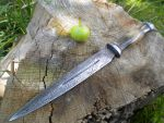 Elegant damascus dagger of ages+20%extra ouchiness by hellize