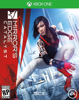 Mirror's Edge Catalyst - Xbox One Boxart by benoski