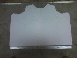 Steampunk headboard template by Photoguy42