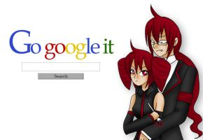 Go google 3 - Teto and Ted by LadyGalatee