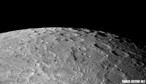 Clavius Crater by CharonA101