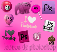 Iconos PS by EmilyLoop